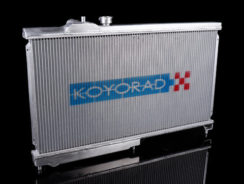 Koyo Aluminum Radiator - 92-00 Civic B-Series Full Size