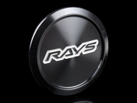Rays ZE40 Time Attack II Center Cap - Black
