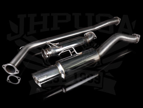 Skunk2 MegaPower RR Exhaust (76mm) - 2012-15 Civic Si