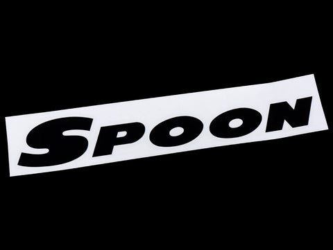 Spoon Team Decal