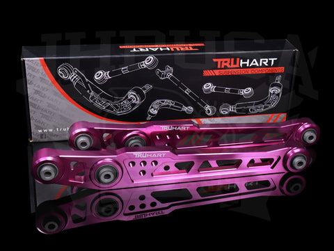 TruHart Rear Lower Control Arms Purple - 96-00 Civic