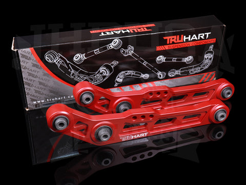 TruHart Drop Rear Lower Control Arms - 88-95 Civic / 90-01 Integra