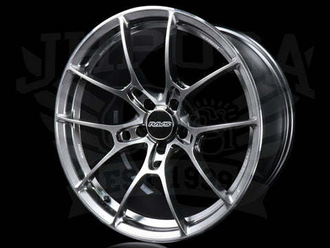 Volk Racing G025 Wheels - Formula Silver 19""