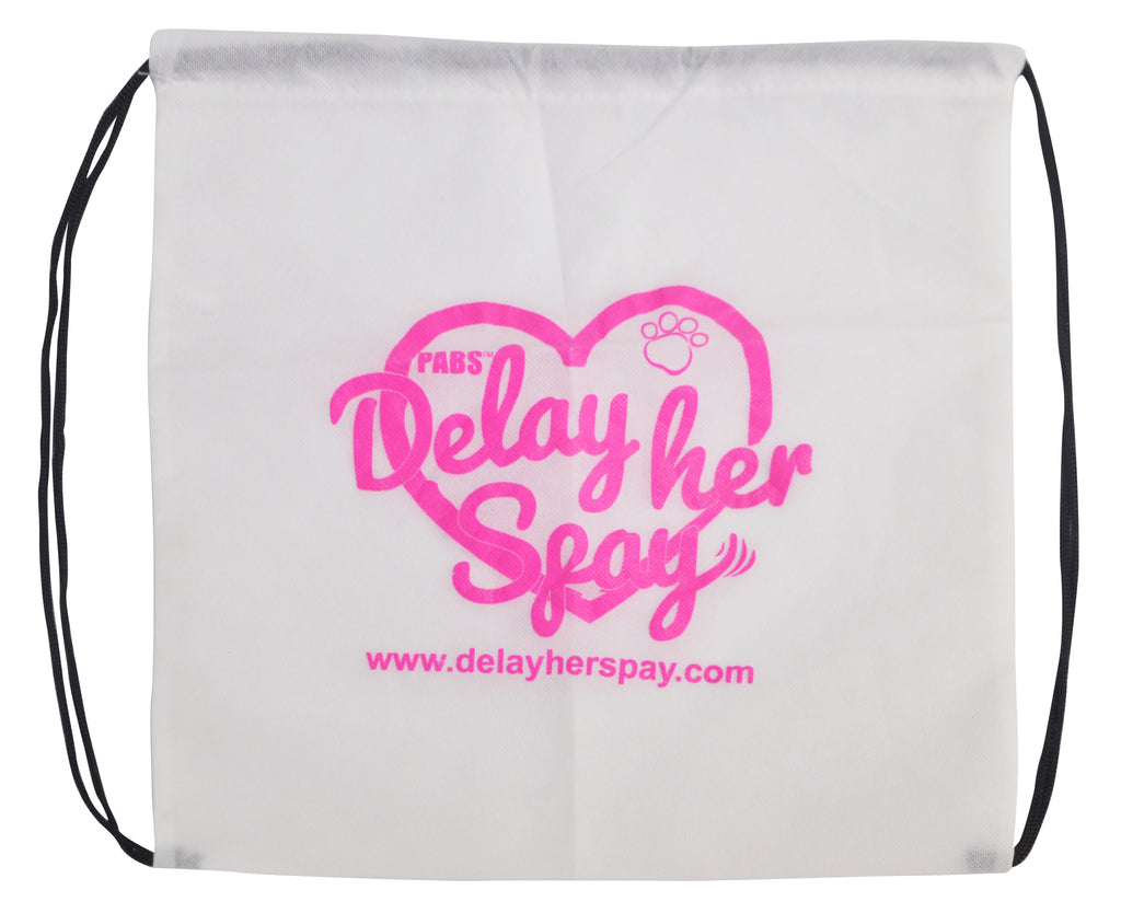 PABS Delay Her Spay Storage Bag