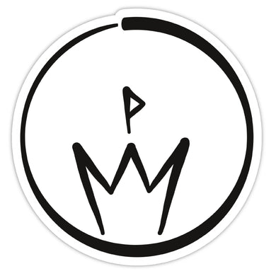 10th Queendom Logo Stickers