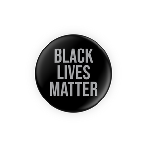 Black Lives Matter Pin-Back Button