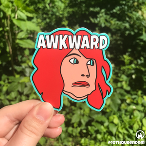 Awkward Stickers