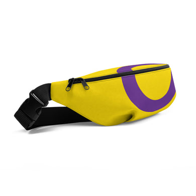 10th Queendom Intersex Pride Fanny Pack