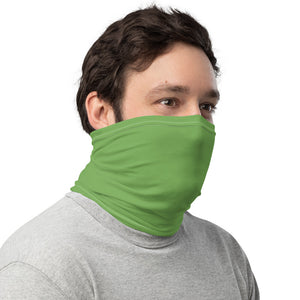 10th Queendom Medium Green Neck Gaiter