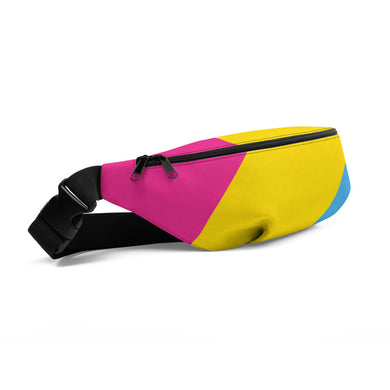 10th Queendom Pansexual Pride Fanny Pack