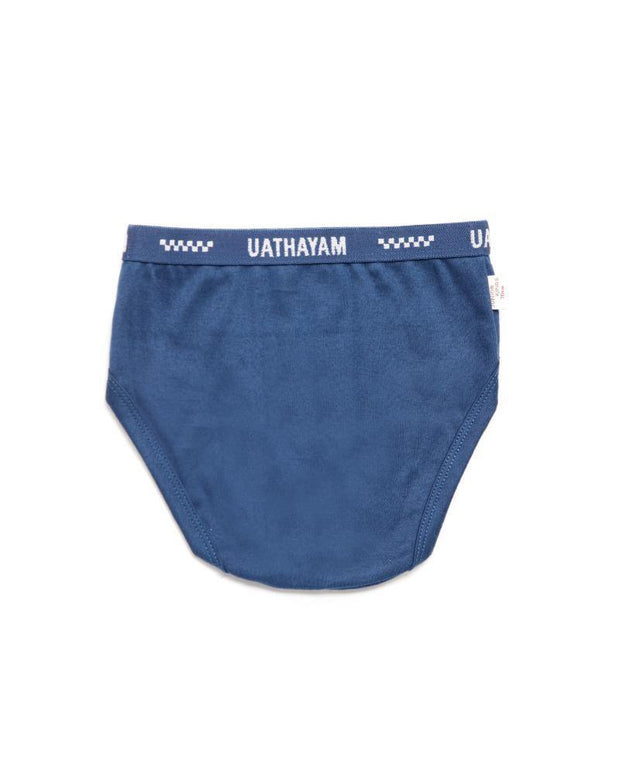 Junior Jetty Navy Blue