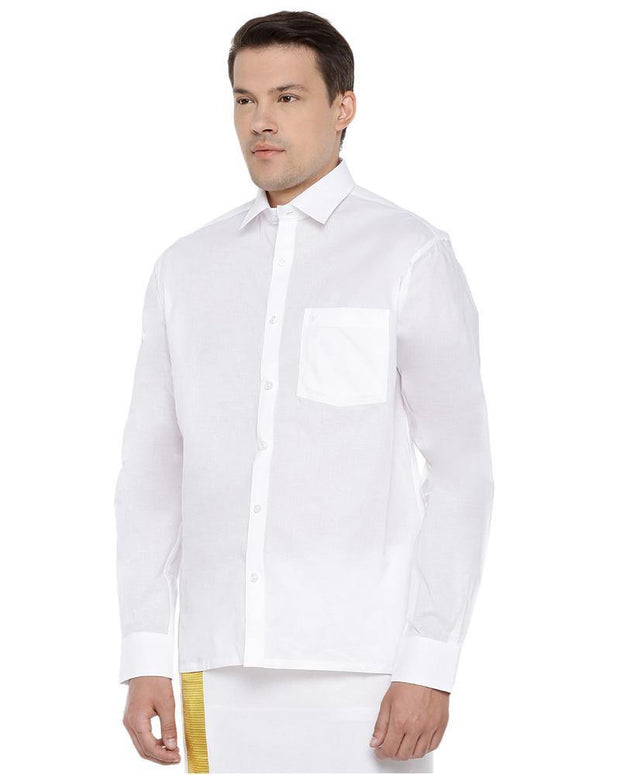 Gold Cold Starch - White Shirts Full