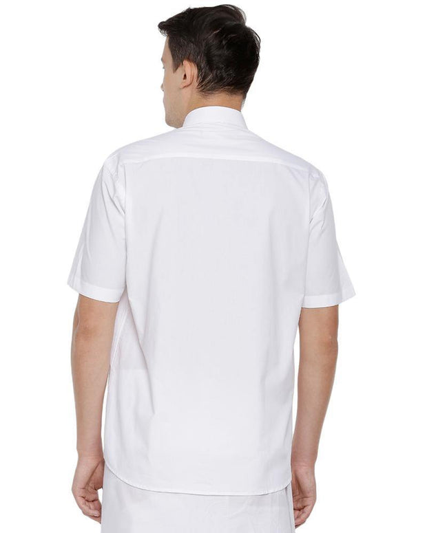White Gold - White Shirts Half