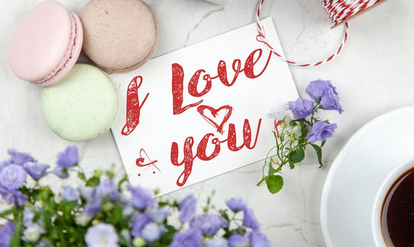 I Love You Gift Card - From $10 to $100