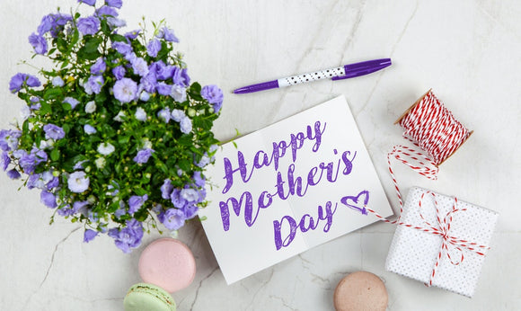 Mother's Day Gift Card - From $10 to $250