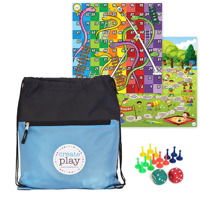 Board Games in a Bag – Starter Pack
