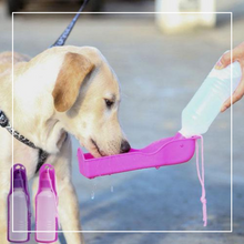 Load image into Gallery viewer, Portable pet water bottle - party-paw
