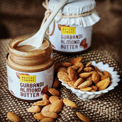 Gurbandi Almond Butter