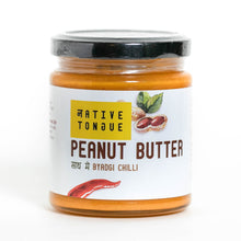 Load image into Gallery viewer, Peanut Butter with Byadgi Chilli