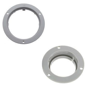 Grey Mounting Bezels