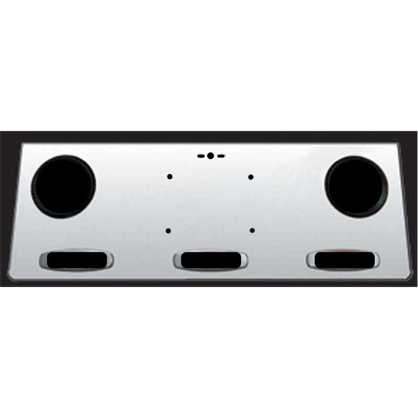 Universal 12 Inch Rear Center Panel