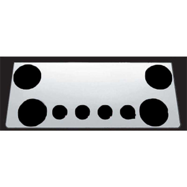 Universal 14 Inch Rear Center Panel