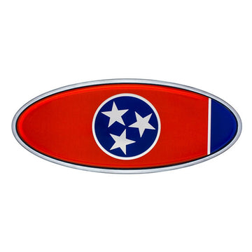 Peterbilt Tennessee Flag Emblem