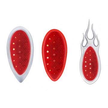 Sequential LED Teardrop Tail Light