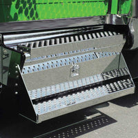 Kenworth 39 1/2 Inch x 8 1/2 Inch  Tool Box Panel