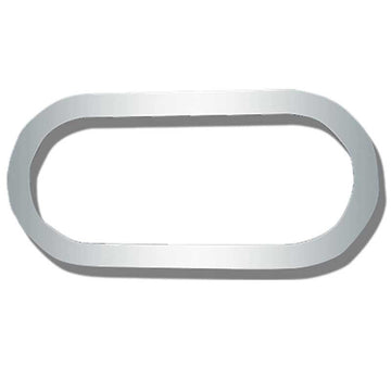 Oval View Window Interior Trim Ring
