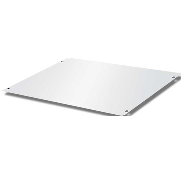 "Chrome Mid Deck Plate 44"" x 27"""