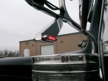 Mirror Bracket Side Signal Light