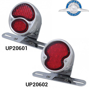 Chrome LED DUO Lamp Tail Light