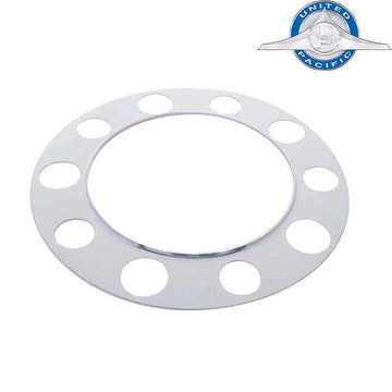 Stainless Beauty Ring Only Steel Wheel