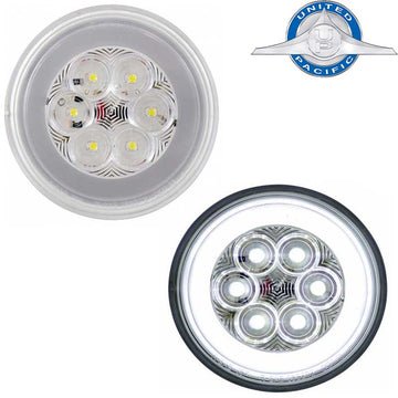 21 LED 4 Inch Back-Up GLO Light