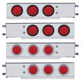 3 3/4 Inch Bolt Pattern Rear Light Bar With 4 Inch Lights