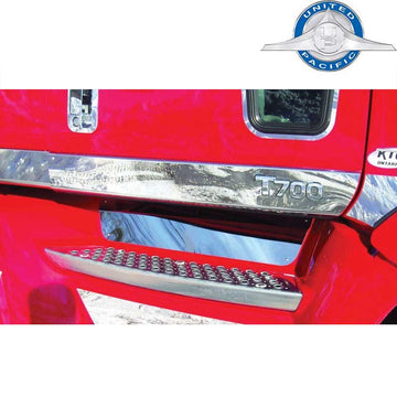 Stainless Kenworth T700 Front Upper Step Kick Plate