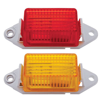 Rectangular Clearance And Marker Incandescent Lights
