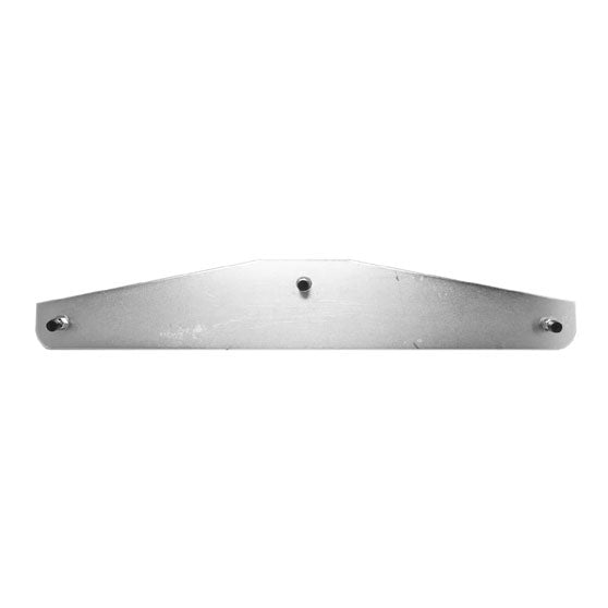 16 Inch Bottom Mud Flap Plate With 3 Studs