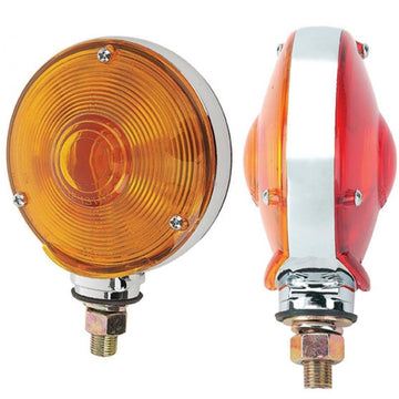 Double Face Turn Signal Lights