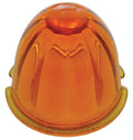Amber Watermelon Glass Marker Light Lens