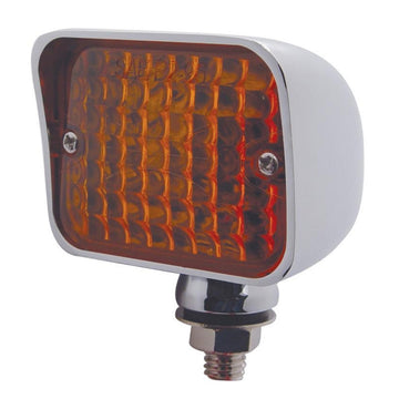 Double Face Cab Light Bracket With 17 LED Beehive Lights