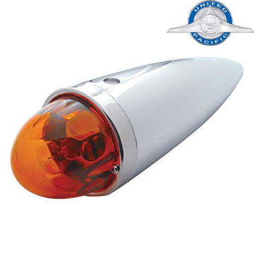 Die Cast Torpedo Cab Light w/ Original Glass Lens & 1156 Bulb