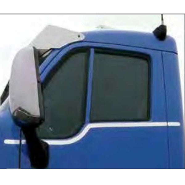 387/587 Upper Door Under Window Trims for Daycab