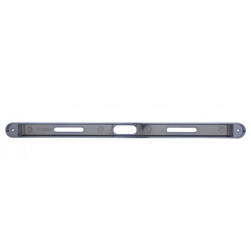 12 Inch LED License Frame Light Bar Housing