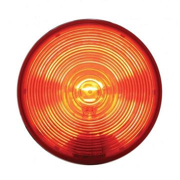 4 Inch Stop, Turn And Tail Light With Red Lens