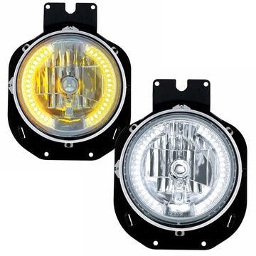 1996-2005 Freightliner Century 34 LED Crystal Headlight