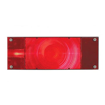 Rectangular Submersible Combination Lights For Over 80 Inches