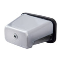 Rectangular Chrome License Light