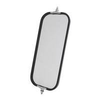 West Coast OEM Style Mirror With Ribbed Back